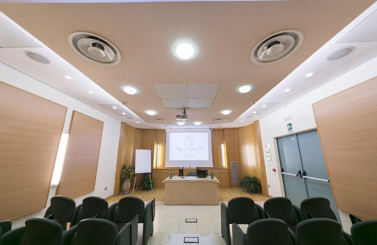 MillenniuM Gold Hotel | Naples | Organize your meetings!